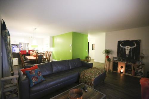 Val-Bélair – Grand appartement codo 4 1/2 neuf à aire ouverte à louer