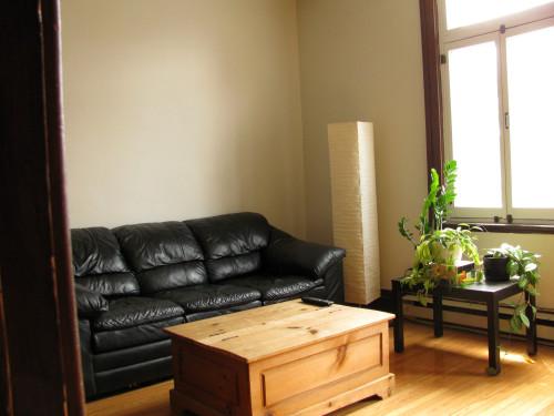 Appartement 4 1/2 calme à louer dans Montcalm