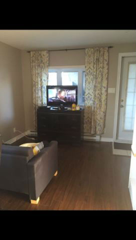 montr al appartement 3 1 2 semi meubl sous louer appartqc. Black Bedroom Furniture Sets. Home Design Ideas