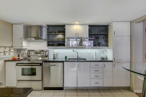 4-Armoires de cuisine