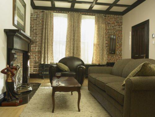 01 Appartement  no 2 Salon 1